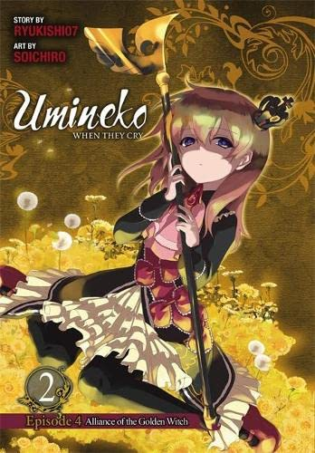 9780316370431: Umineko WHEN THEY CRY Episode 4: Alliance of the Golden Witch, Vol. 2 - manga
