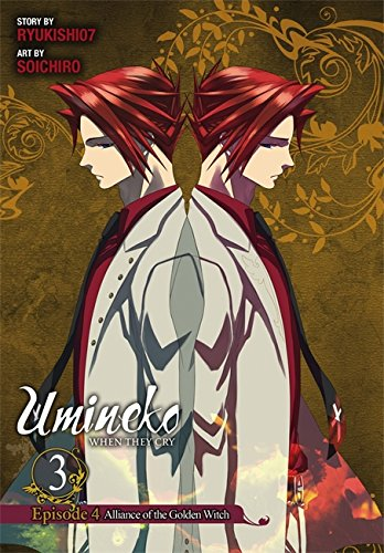 9780316370448: Umineko When They Cry Episode 4: Alliance of the Golden Witch, Vol. 3
