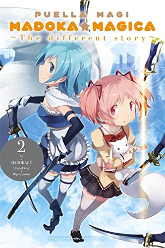 9780316370523: Puella Magi Madoka Magica: The Different Story, Vol. 2