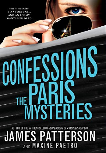 9780316370844: Confessions: The Paris Mysteries