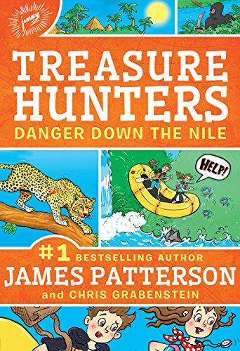 9780316370868: Treasure Hunters: Danger Down the Nile