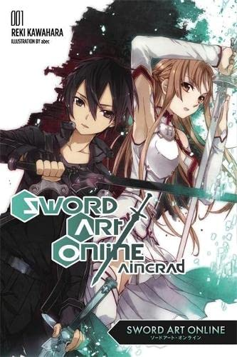 9780316371247: Sword Art Online 1: Aincrad (Novel)