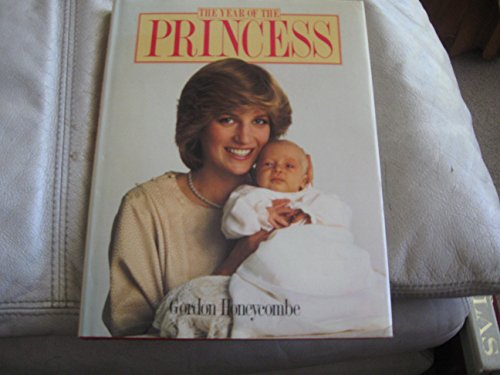 Year of the Princess (0316372129) by Gordon Honeycombe