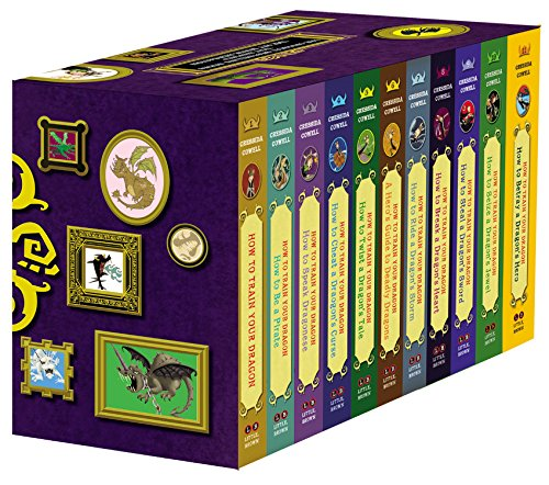 How To Train Your Dragon: Paperback Gift Set 2