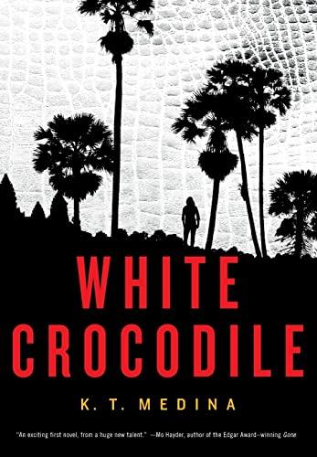 9780316374002: White Crocodile