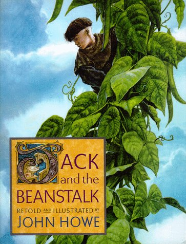 9780316375627: Jack and the Beanstalk