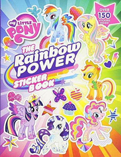 9780316376310: The Rainbow Power Sticker Book (My Little Pony)