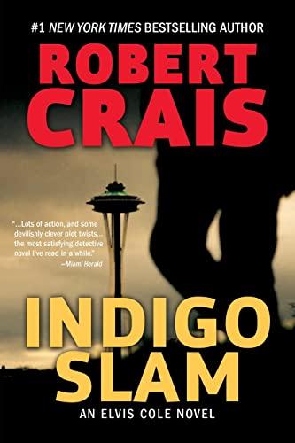 9780316376358: Indigo Slam: An Elvis Cole Novel