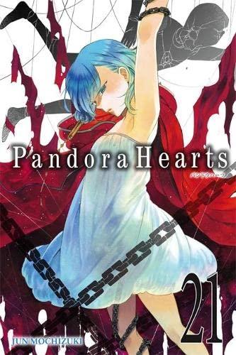 9780316376716: PandoraHearts, Vol. 21 - manga