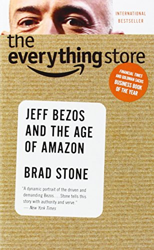 9780316377553: The Everything Store : Jeff Bezos and the Age of Amazon