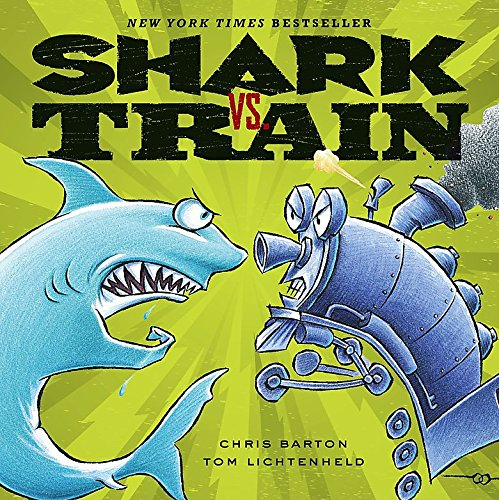 9780316378147: Shark vs. Train