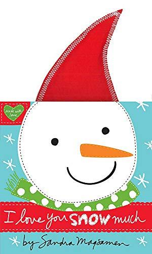 I Love You Snow Much: Magsamen, Sandra