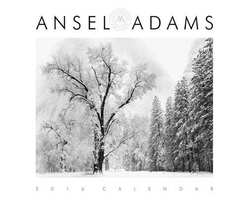 9780316380652: Ansel Adams 2016 Wall Calendar (Calendars 2016)