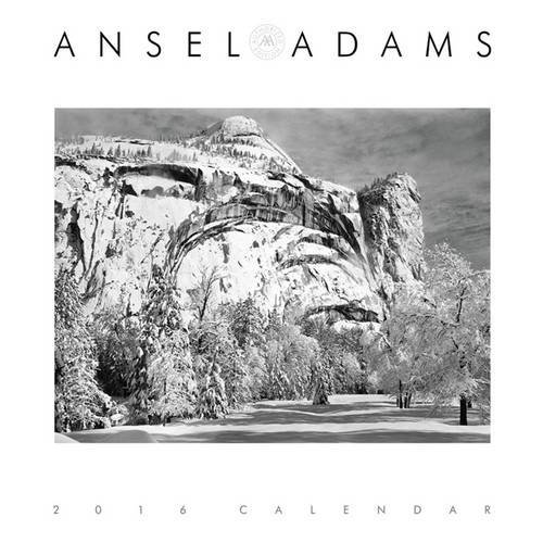 9780316380669: Ansel Adams 2016 Engagement Calendar