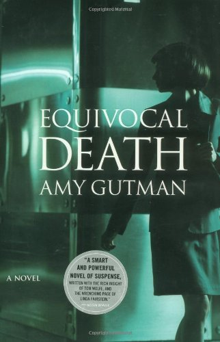 Equivocal Death ***SIGNED***: Amy Gutman