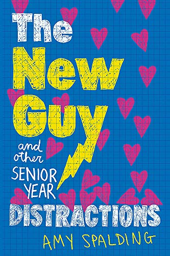 9780316382786: The New Guy (and Other Senior Year Distractions)