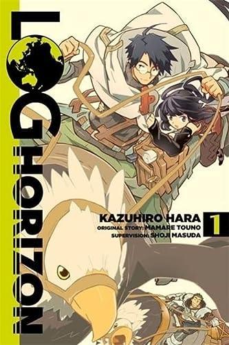9780316383066: Log Horizon, Vol. 1 - manga (Log Horizon Manga)