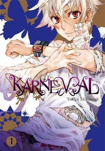 9780316383097: Karneval, Vol. 1