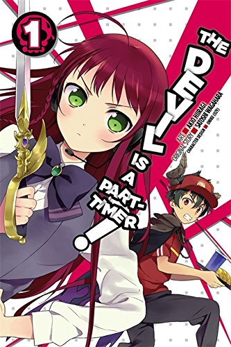 9780316383134: The Devil is a Part-Timer, Vol. 1 (Manga)