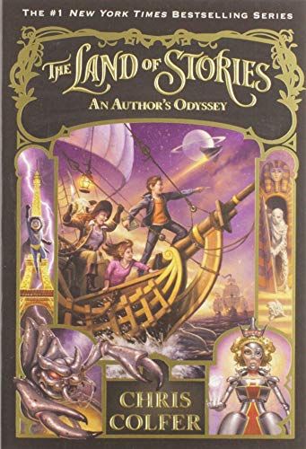 9780316383219: An Author's Odyssey (The Land of Stories)