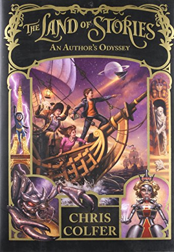 9780316383295: An Author's Odyssey (The Land of Stories)