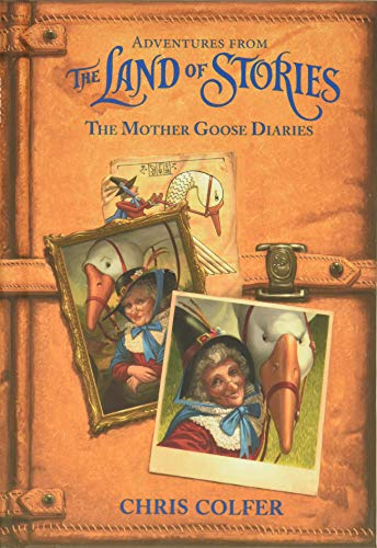 9780316383349: Adventures from the Land of Stories: The Mother Goose Diaries