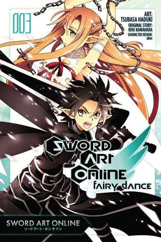 9780316383738: Sword Art Online: Fairy Dance, Vol. 3 - manga (Sword Art Online Manga)
