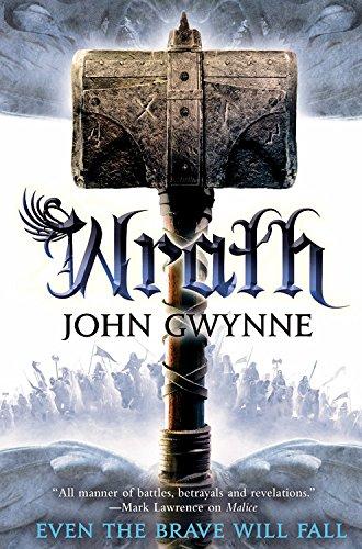 9780316386340: Wrath (The Faithful and the Fallen)
