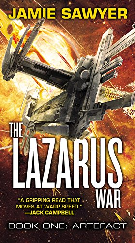 The Lazarus War: Artefact (Paperback)