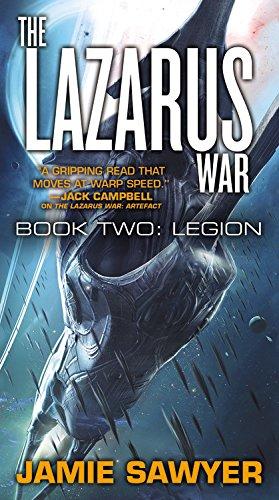 9780316386456: The Lazarus War: Legion
