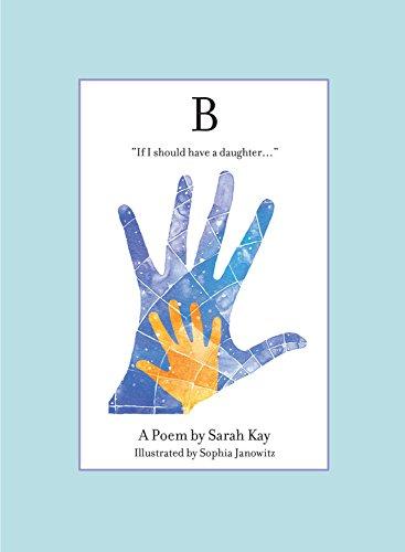 B: Kay, Sarah