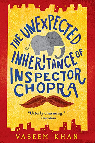 9780316386821: The Unexpected Inheritance of Inspector Chopra: 1 (Baby Ganesh Agency Investigation)