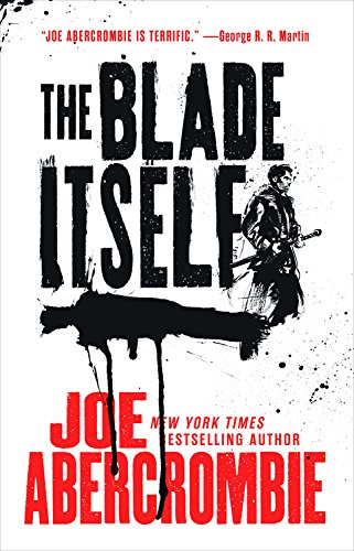 THE FIRST LAW THE BLADE ITSELF PDF
