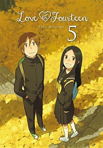 Love at Fourteen, Vol. 5: Fuka Mizutani