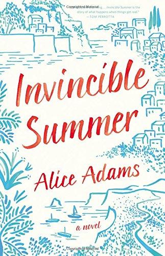 Invincible Summer: Adams, Alice