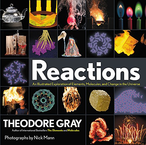 9780316391221: Reactions: An Illustrated Exploration of Elements, Molecules, and Change in the Universe