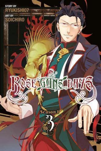 9780316391511: Rose Guns Days Season 1, Vol. 3