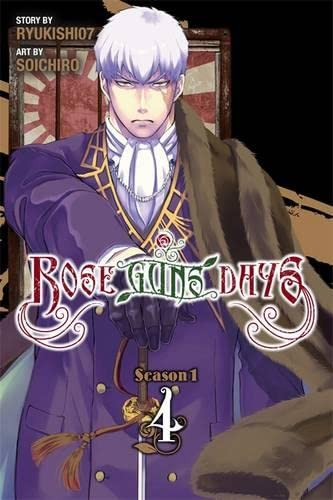 9780316391542: Rose Guns Days Season 1, Vol. 4 (Rose Guns Days Season One)