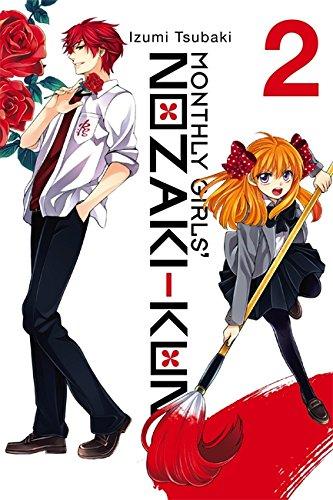 Monthly Girls Nozaki-kun, Vol. 2 (Paperback)