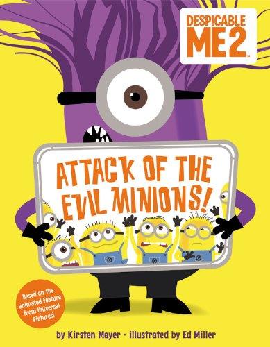 9780316392945: Despicable Me 2: Attack of the Evil Minions!