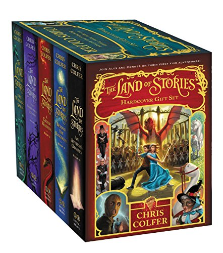 9780316393072: The Land of Stories Hardcover Gift Set