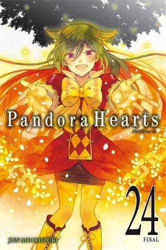 9780316393348: PandoraHearts, Vol. 24 - manga