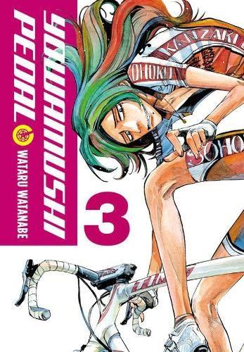 9780316393645: Yowamushi Pedal, Vol. 3