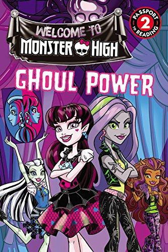 Monster High: Ghoul Power (Paperback): Perdita Finn