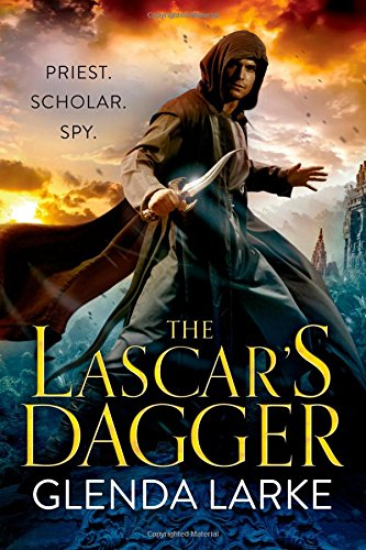 9780316399661: The Lascar's Dagger: The Forsaken Lands