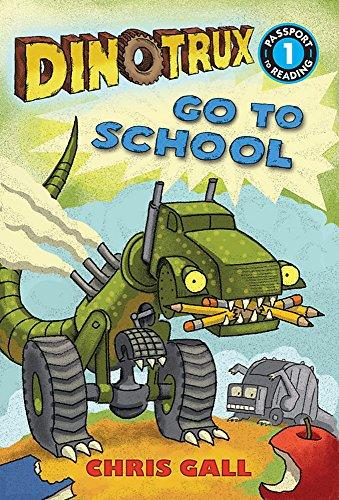 9780316400619: Dinotrux go to School