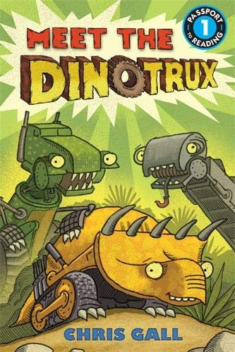 9780316400633: Meet the Dinotrux (Passport to Reading Level 1)