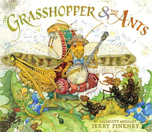 9780316400817: The Grasshopper & the Ants