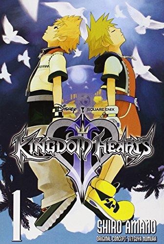 9780316401142: Kingdom Hearts II, Volume 1