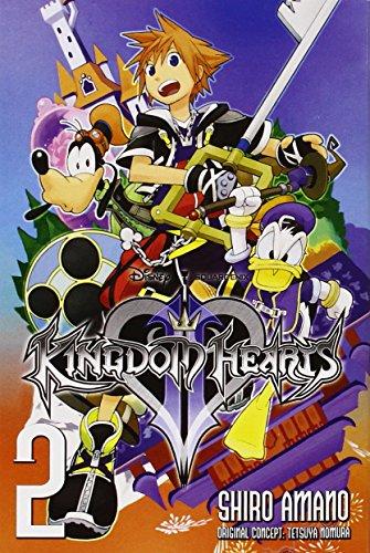 9780316401159: Kingdom Hearts II, Vol. 2 - manga